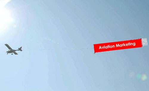 Aviation Marketing: 4 Must Have for a Flight School Marketing Plan - Featured Image