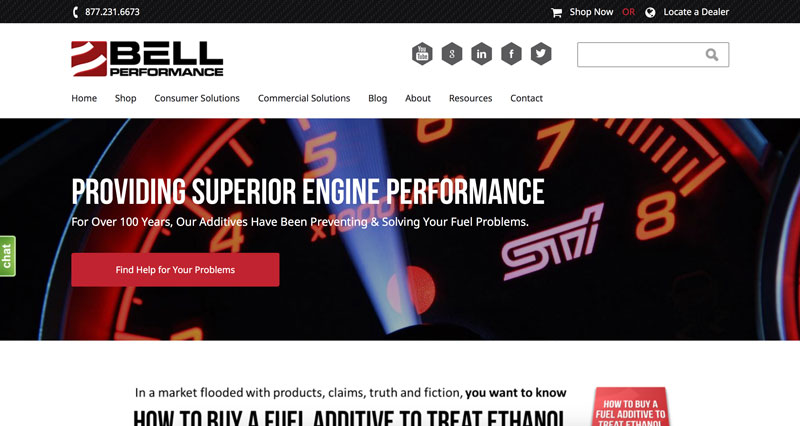 bellperformance-website
